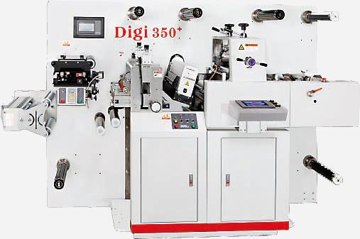 Die cutting machine -TRC350