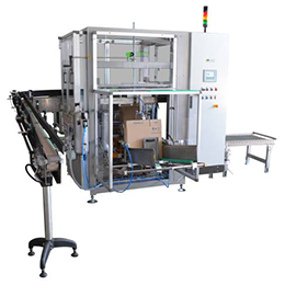 Drop Packers - Automatic carton packers
