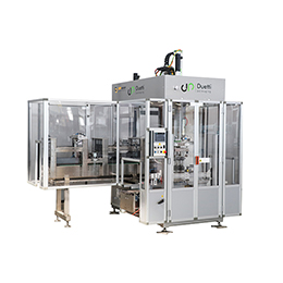 Monoblock packers - Vertical cartoning systems