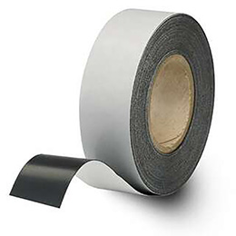 Duraco Magnetic Receptive Steel Tape Roll Indoor