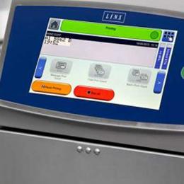 Continuous Inkjet printer LINX 8940