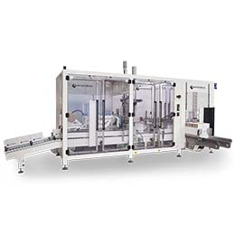 FULLY AUTOMATIC CASE PACKERS