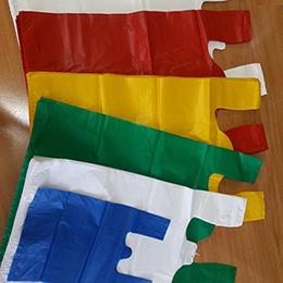 HDPE T-Shirt Bag