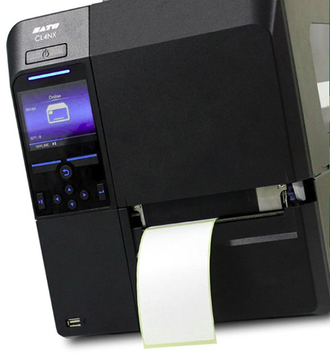 Industrial Sato Label Printers