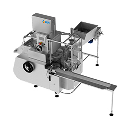 Butter filling and wrapping machine - ARM