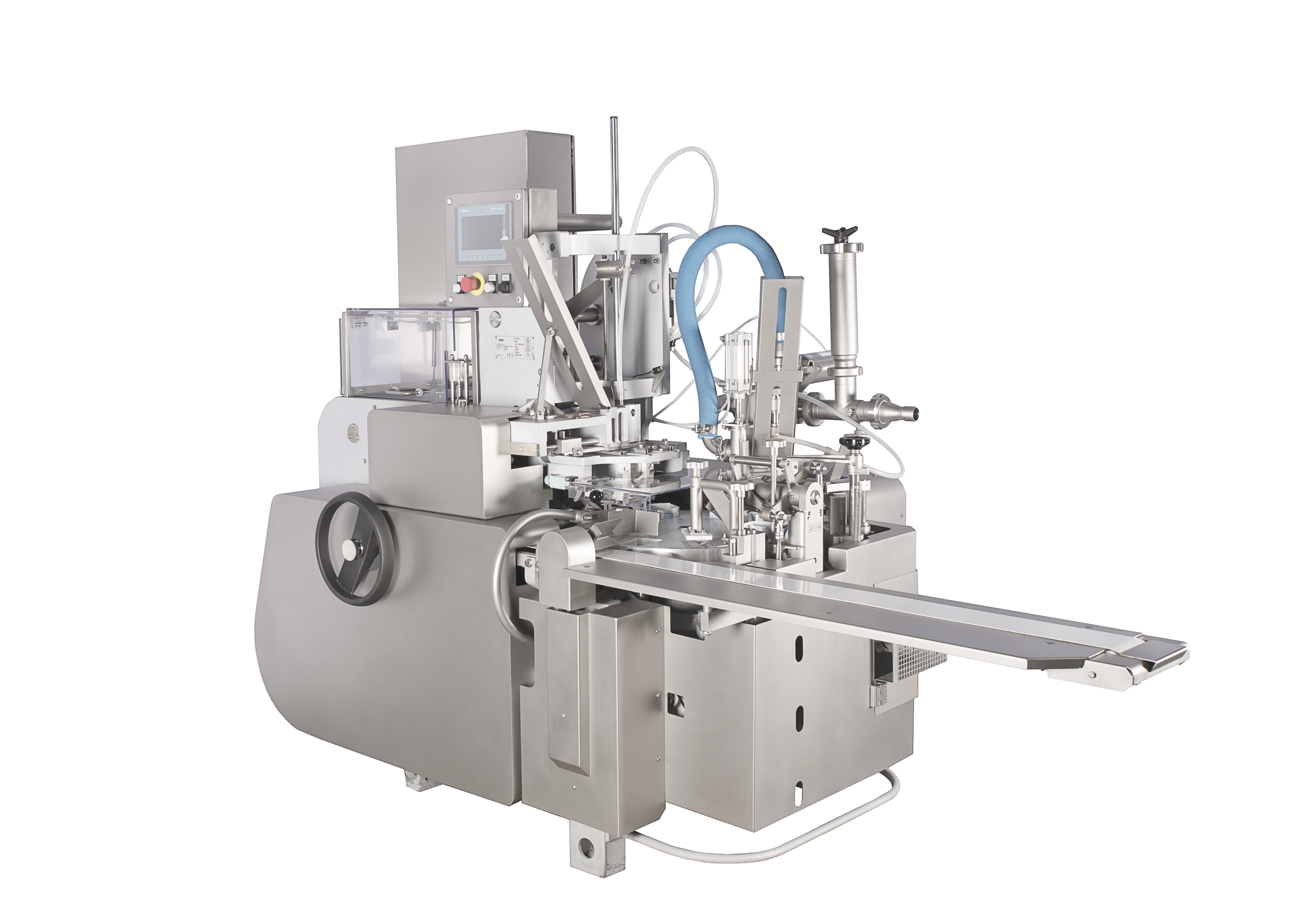 Ice cream filling and wrapping machine – ARG