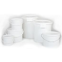 Plastic pails