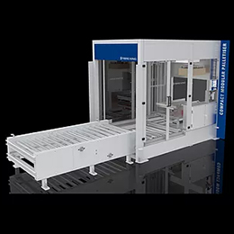 Compact modular palletiser cmp