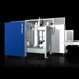 Mechanical palletiser cp 20-60