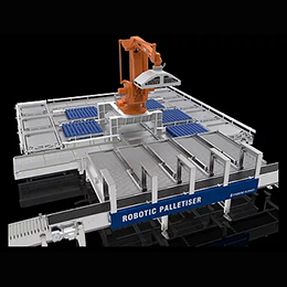 Robotic palletiser