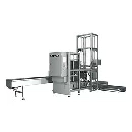 STACKER PALLETISER Integrates with Crate Erector