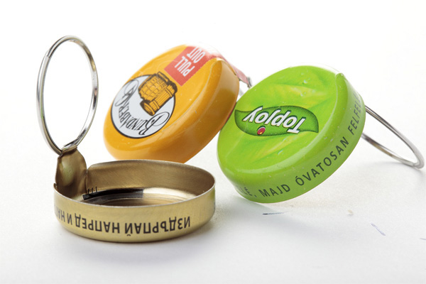 RingCrown Bottle Caps