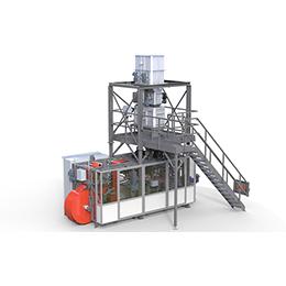 Bagging and filling machine – VBA
