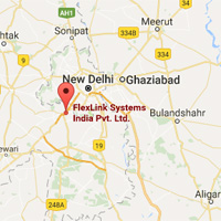 flexlink india moving to new premises
