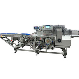 NTS top seal machine
