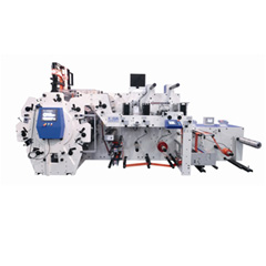 Flexographic Printing Machines - Centraflex Machine