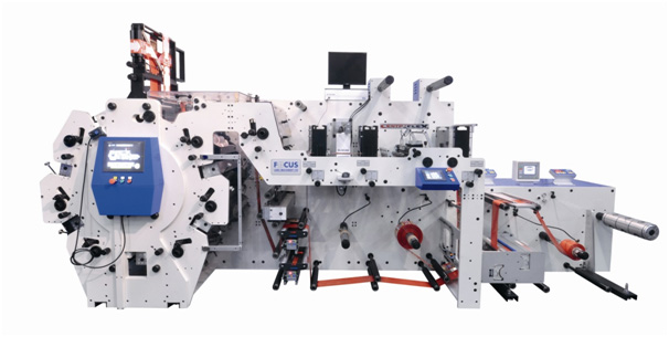 Flexographic Printing Machines - Centraflex Machine