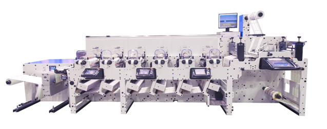 Proflex Flexo Printing Press - Proflex SE Machine