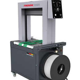 fsm cube automatic strapping machine