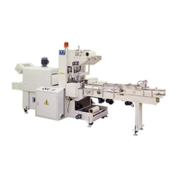 Grouping Sealing and Shrink Packaging Machine(PVC & OPP Tapes counting) - FASP-6020-2