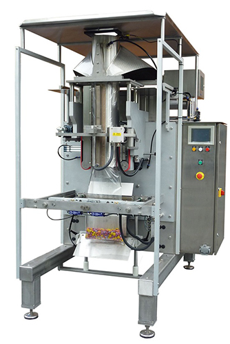 Stainless steel Vertical Form Fill Seal machine-GV2K4