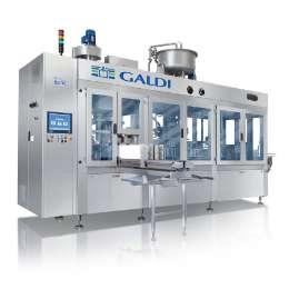 RG270 COMPACT SERIES FILLING MACHINE