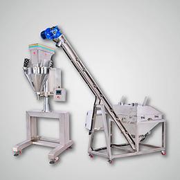 Auger Filling Machine GJ-2001