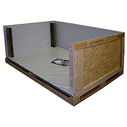 Plywood Battened Cases