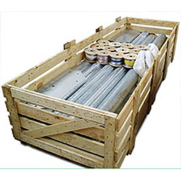 Softwood Cases & Crates