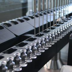 vial processing machines