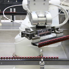 Robotic Technology for Magazining