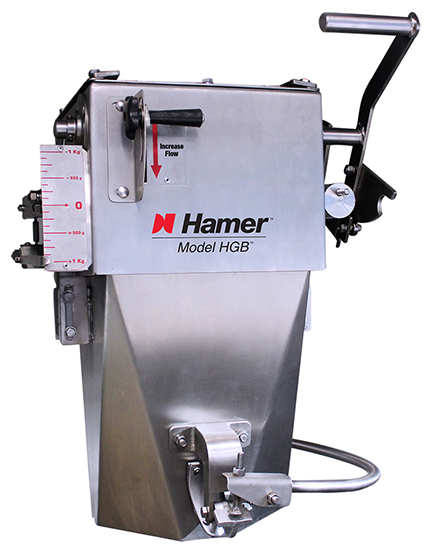 Model HGB Gross Weigh Mechanical Scale