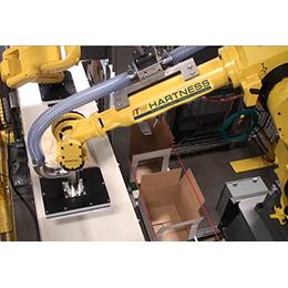 Robotic Case Packer