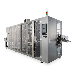 Automated Snack Food Case Packer ACP-700 Series