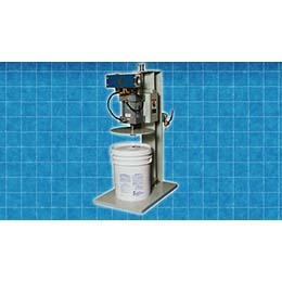 Semi-Automatic Plastic Lid Press