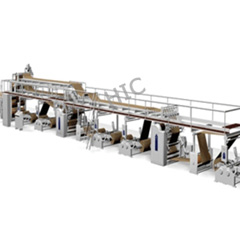 Automatic Corrugation Machine