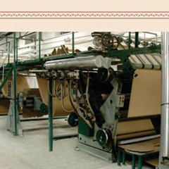 Combined Corrugating Machine