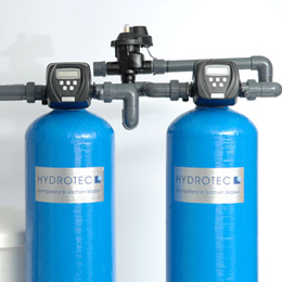 HydroION® Base Exchange Water Softening