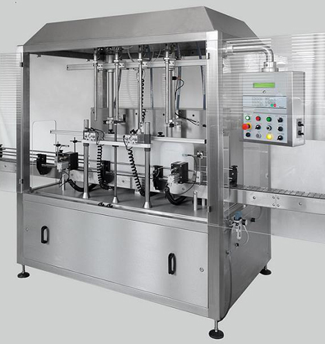 Polaris GP linear filling machine