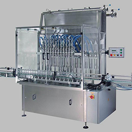 Polaris pd linear filling machine
