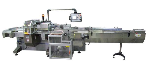 Servoflex Pba and Pbb Horizontal Packing Machine
