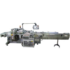 Servoflex Pba and Pbb Horizontal Packing Machine
