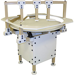 Corrosion Resistant Turntable