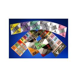 Barcode labels, digital printing