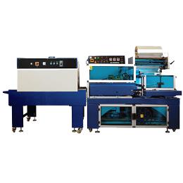 Automatic Heat Shrinking L-Sealer Line