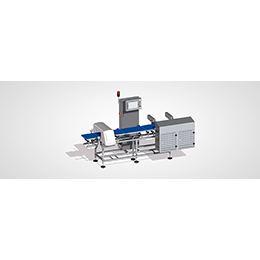 Checkweigher with Metal Detection Module