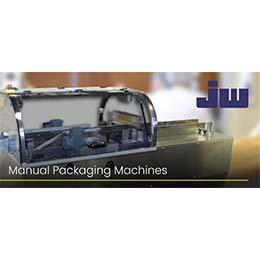 Manual packaging machines