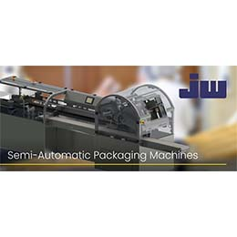 Semi-automatic packaging machines