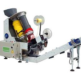 Vertical clipping machine