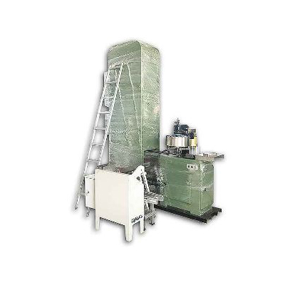 Vertical Type Compound Lining & Drying Machine